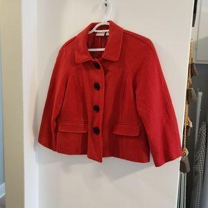 Kim Roger's Red Jacket Sz 12P
